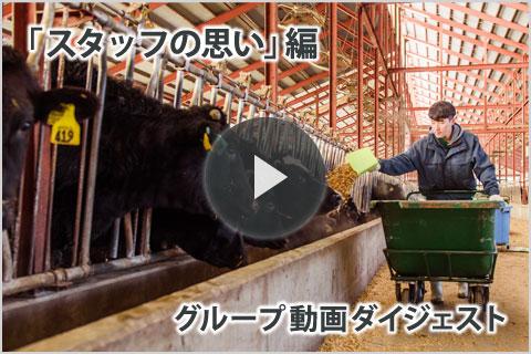 グループ動画「スタッフの思い」編