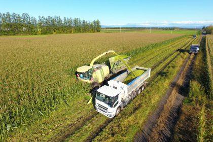 環境にやさしく! これがエコな農業です