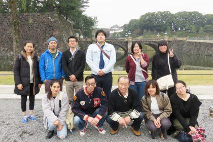 ノベルズグループ社員旅行2017 観光編