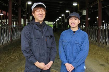牛舎清掃・衛生管理スタッフ