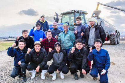 農作業・農業機械ドライバー