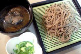 No.3牛スネ肉と牛蒡のつけ南蛮(十勝ハーブ牛レシピコンテスト)